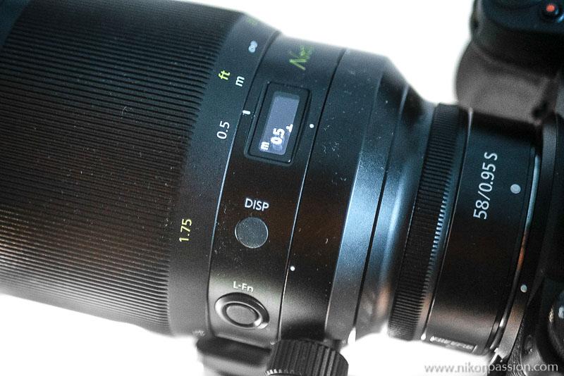 Test Noct-NIKKOR Z 58 mm f/0.95 S