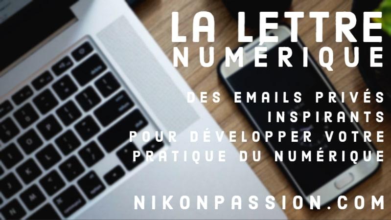 La Lettre Numérique: advice to develop your mastery of digital tools