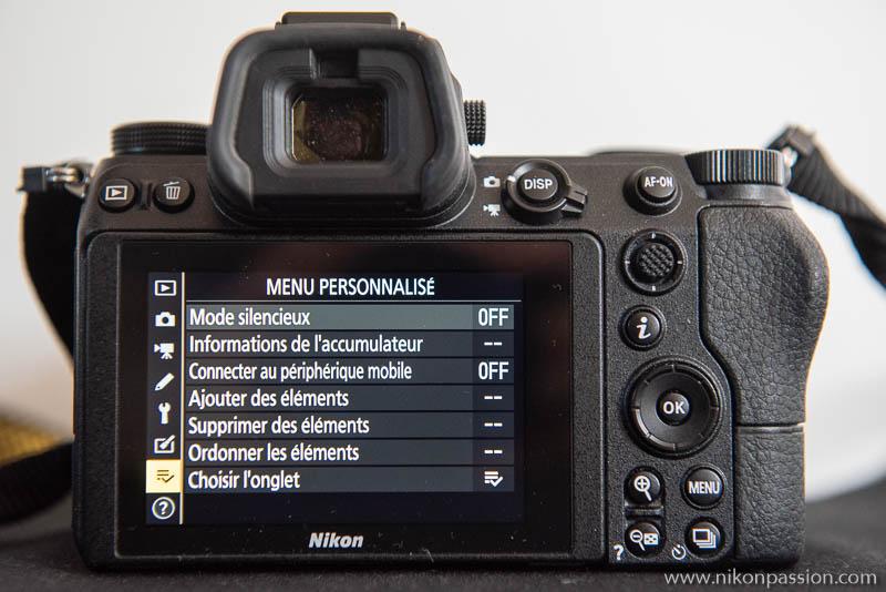 How to set up a Nikon Hybrid: Custom Menu