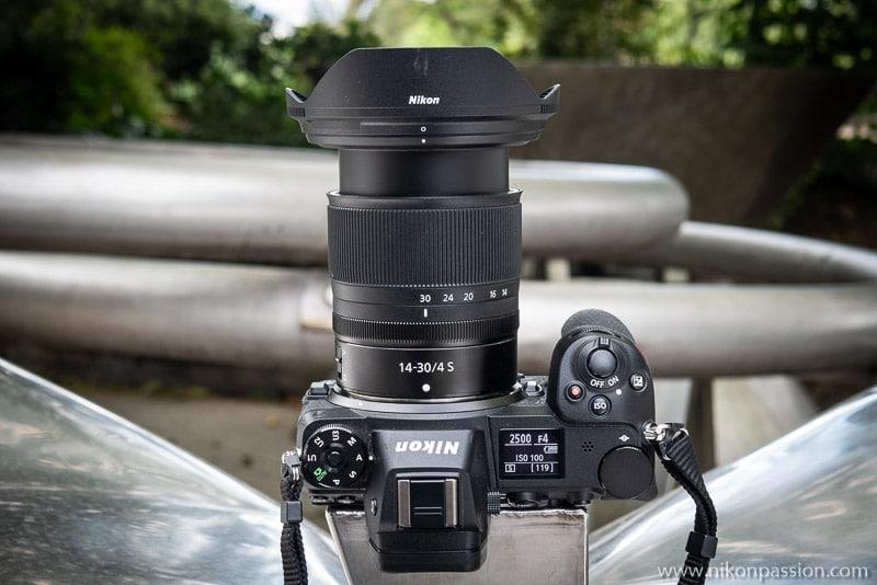 Test Nikkor Z 14-30 mm f/4 S
