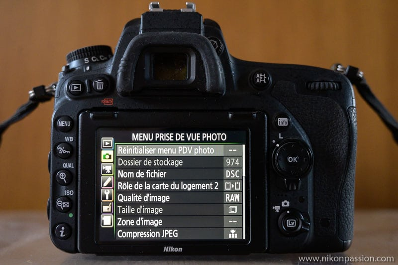 How to set up a Nikon DSLR to get started