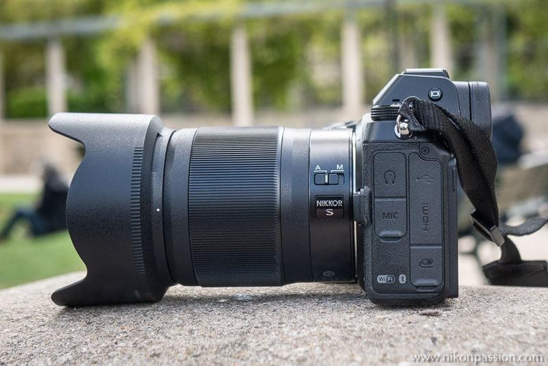 Nikon Test Z 35 mm f/1.8 S