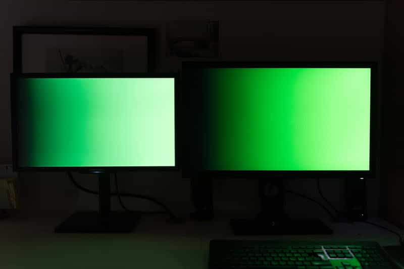 BenQ SW2700PT screen test