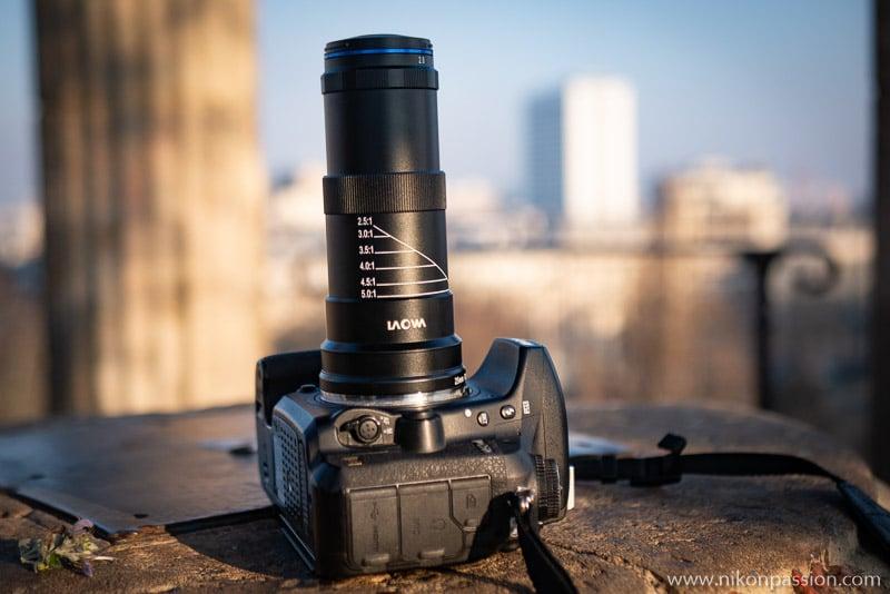 Laowa 25 mm f/2.8 2.5-5X Ultra Macro Test