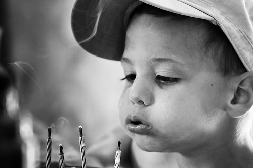 Child Magic Candles
