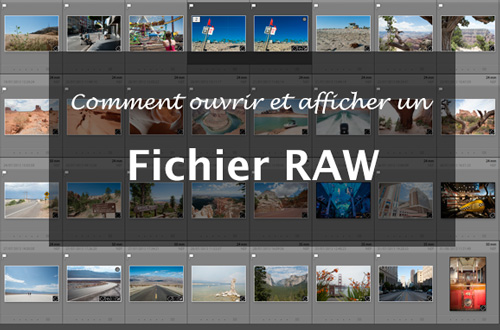 How do I open, play and view a Nikon NEF RAW file?