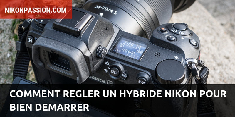How to set up a Nikon Hybrid for a good start