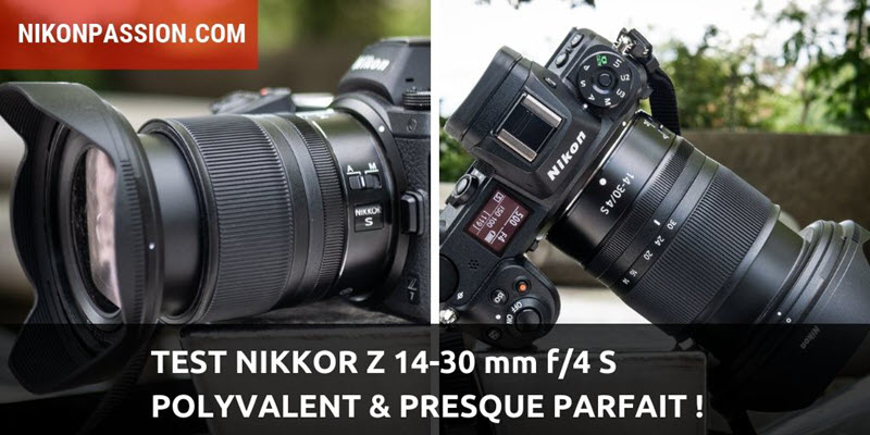 Test Nikkor Z 14-30mm f/4 S, an almost perfect all-round wide-angle zoom lens
