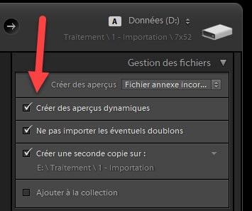 Lightroom Classic: how to create a dynamic overview