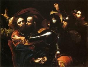 The Capture of Christ, Caravaggio inspires creativity photo