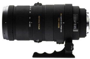 Sigma 120-400mm f/4.5-5.6 DG OD HSM test lens
