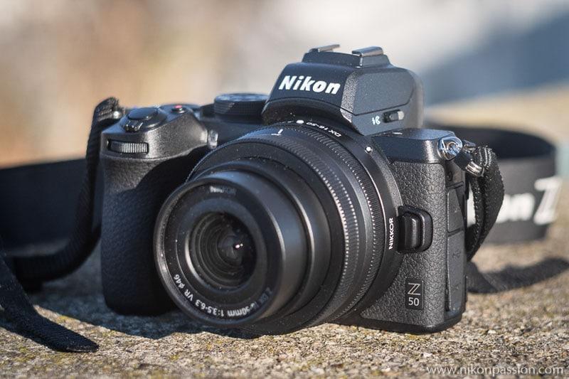 Nikon Z 50 + NIKKOR Z DX 16-50mm f / 3.5-6.3 VR review
