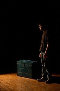 Photo théâtre composition