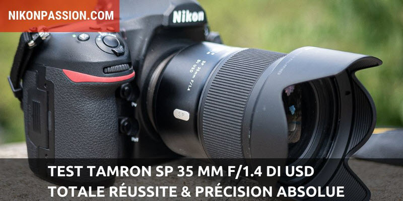 Tamron SP 35 mm f/1.4 Di USD test: total success and absolute precision