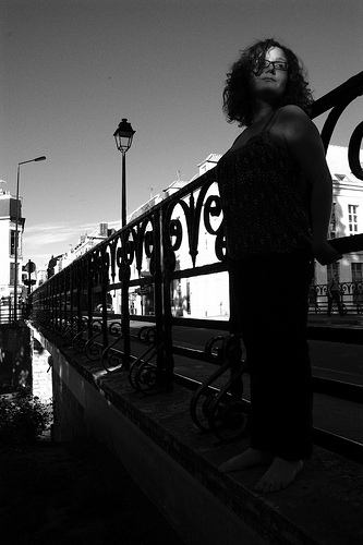 Lille perspective vanishing line photo