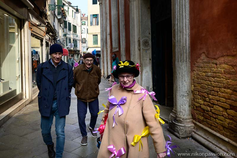 Pictures of Venice with the Nikon D780