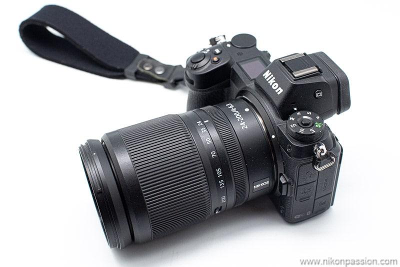 NIKKOR Test Z 24-200 mm f/4-6.3 VR