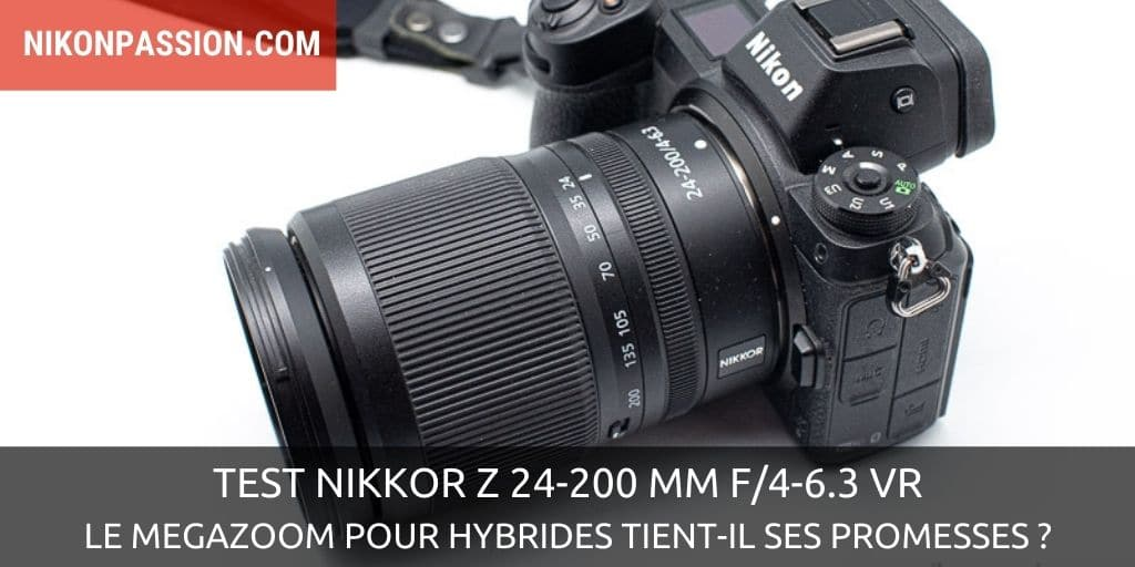 Nikkor Z 24-200mm f/4-6.3 VR test: does the megazoom for hybrids live up to its promises?